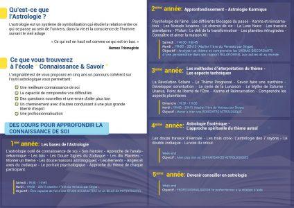 Le métier d'astrologue - Ecole Marseille