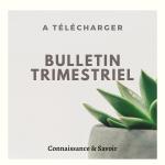 Bulletin tri (1)
