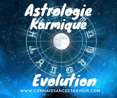Cours astrologie Karmique connaissance et savoir