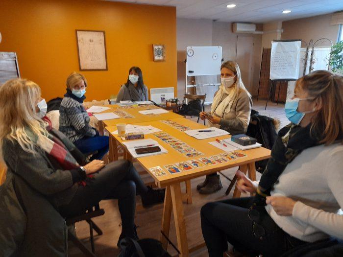 Tarot de Marseille et développement Personnel