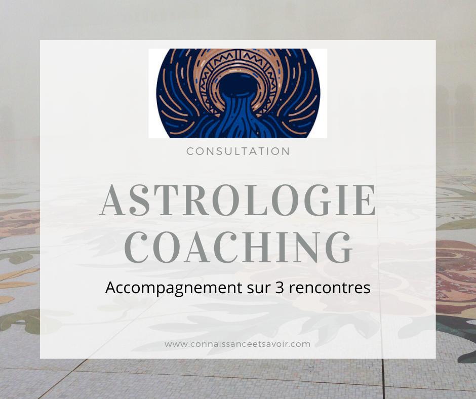 Astrologie Coaching - faire un point sur sa vie